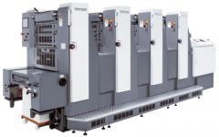 Sheet offset Shinohara B3 printing machines