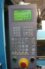 Система управления термопластавтоматом от компании