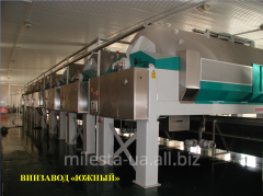The press membrane pneumatic for winemaking