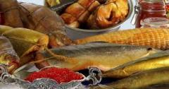 Продукция рыбная