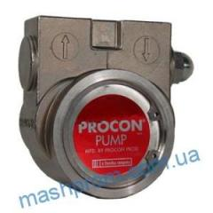 Rotor pumps procon saltwater