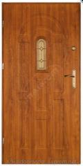 Двери входные 48 wenus roco 1 - czarny diament