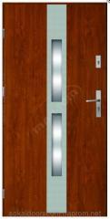 Двери входные 55 modern silver 91-33 reflex