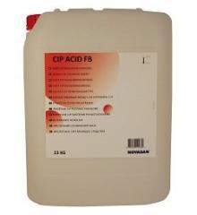 Acid detergent on the basis of CIP ACID FB nitric