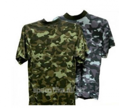 T-shirt camouflage wholesale