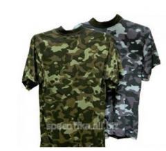 T-shirt camouflage wholesale