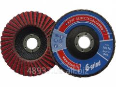 Circle petal 125х22 (R 100), code 14599