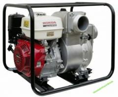 Motor-pump of HONDA WT 40