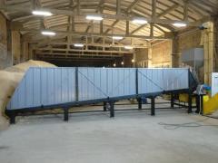 Механізований паливний склад