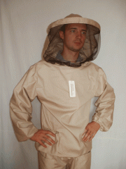 Куртка пчеловода 100% катон