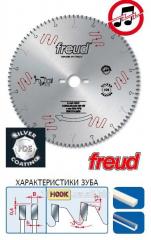 Пильный диск Freud LU4A для пиления пластика,