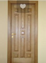 Doors are interroom continuous