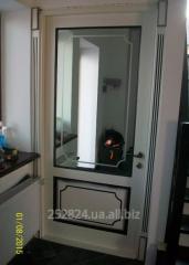 Doors are balcony