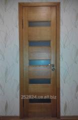 Doors from an alder