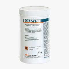 Means of fast disinfection of Solizyme