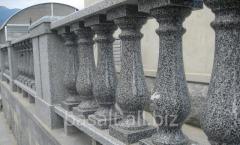 Балясина - цвет серый
