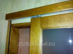 Door on rollers