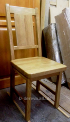 To get wooden chairs for reasonable prices in