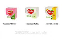 Napkins of Ruta of 24х24 100 l 4820023740433
