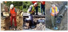 Измеритель плотности грунта HMP