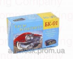 Bortovy komp'yuter of BK-01