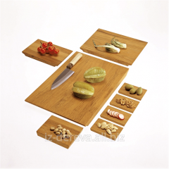 Board for division of vegetables, meat and other