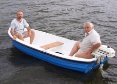 Лодка стеклопластиковая ВОЛНА-330