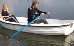 Лодка стеклопластиковая ВОЛНА-280