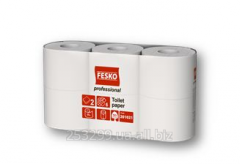 Fesko Professional M toilet paper of 6 rolls