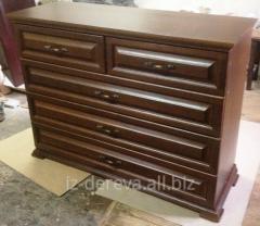 Мебель деревянная от производителя,  комоды...