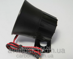 Bell for the automobile alarm system 1 tone 12B of