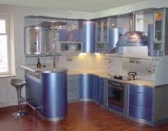 Кухни модульные, производство под заказ