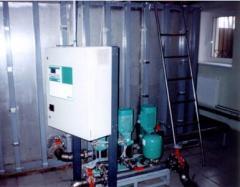 Электроводонагреватели проточно-накопительные