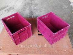 Box plastic dairy 400х400х200