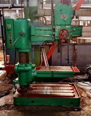 2L53U Radial drilling machine