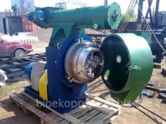 Granulering linje hö och halm OGM- 900 kg / h