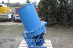 Straw cutter, grinder of 300-500 kg/h