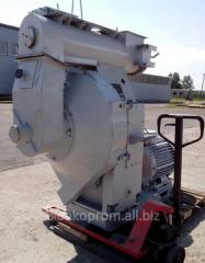 Press granulator OGM-1,5M. Equipment for production of granules Pelle