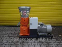 Utstyr for produksjon av fôrvarer