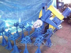 Tłoczarki dla odpadków produkcyjnych wtórnie