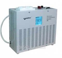 Source of Volter IBP-300 of uninterrupted food