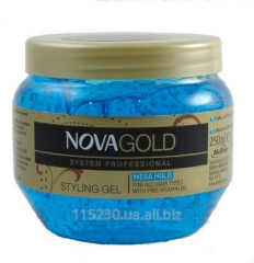 Nova Extra Hold styling gel superstrong fixing,