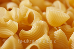 Pasta: Horn soup, from environmentally friendly raw materials