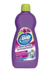 Means for cleaning of carpets of Bio Carpet of 500
