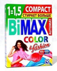 Bimax Color & Fashion soap powder