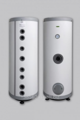 Boiler of indirect heating of Elektromet WGJ-S 250