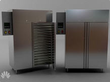 Drying cabinets for fruit and vegetables on