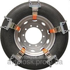 Chains wheel antislidings