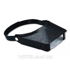 Binocular magnifying glass on MG81005 head, 1.5X