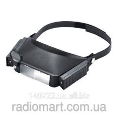 Binocular magnifying glass MG81007, nalobny with
